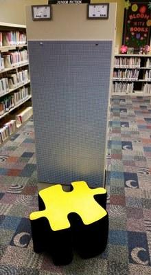 Vertical Lego Board