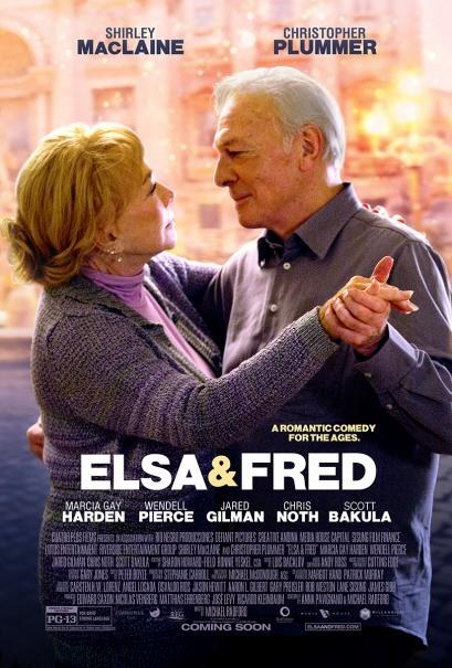 Elsa and Fred DVD