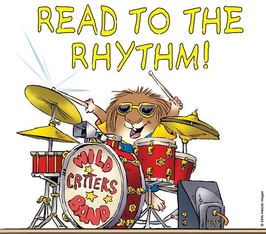 Read to the Rhythm Mercer Mayer