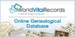 world vital records logo