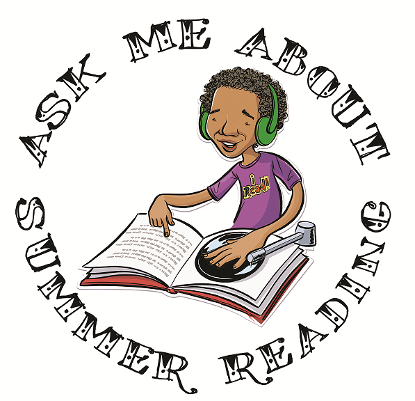Summer Reading Graphic 2015