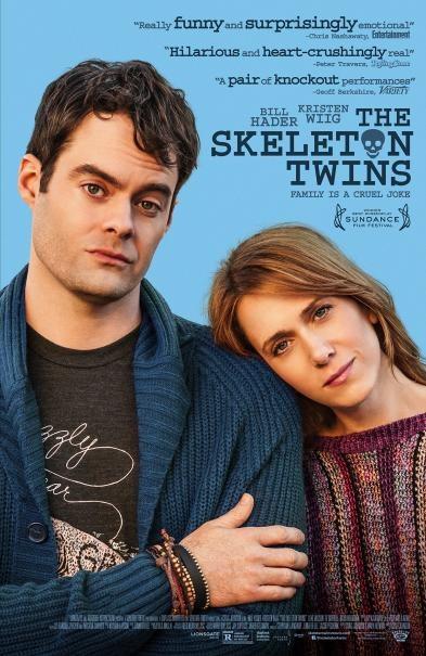 The Skeleton Twins DVD