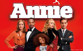 Annie 2014 movie poster