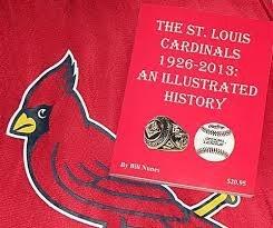 Bill Nunes St Louis Cardinals Book
