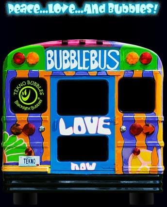 TEKNOBUBBLES BUBBLE BUS