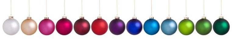 christmas ornament border