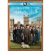 Downton abbey season 5 dvd