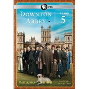 Downton abbey season 5 dvd