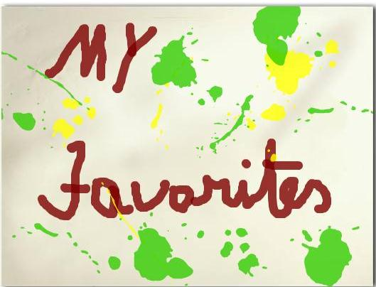favorites clip art