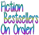 Multi-colored link to Adult Fiction titles on order