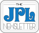 Icon for the link to our monthly newsletter.  It says The JPL Newsletter