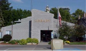 This is a photo of the Jerseyville Public Library