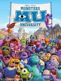 Monters University