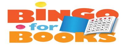 "1st Tuesday Book Sale BINGO & ""Buy-the Bag"" Sale"