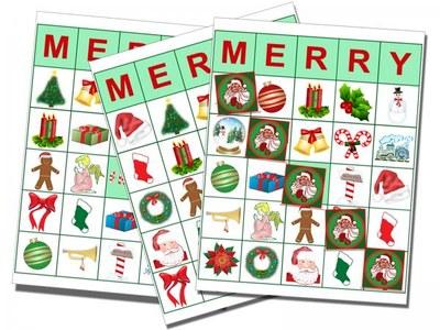 Christmas Fun for Grades K-5