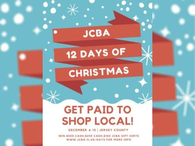 JCBA 12 Days of Christmas