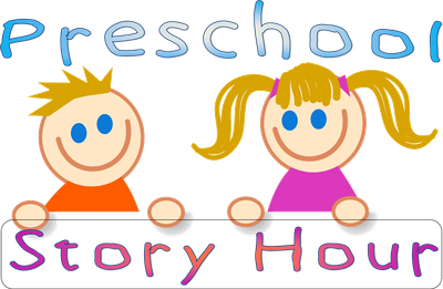 CANCELLED - Preschool Story Hour - Morning