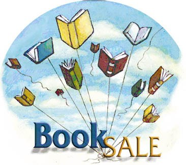 Spring Book Sale Preview