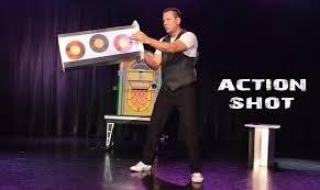 SRC Entertainer -- Magician