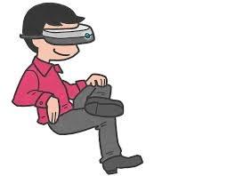 SRC Entertainer -- Virtual Reality