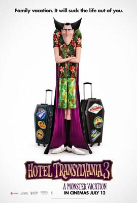 SRC Special Event - Hotel Transylvania 3 Party!