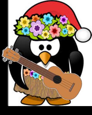 Ukeulele Jam Session - Holiday Style