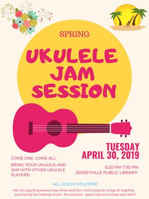 Ukulele Spring Jam Session