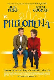 philomena dvd cover