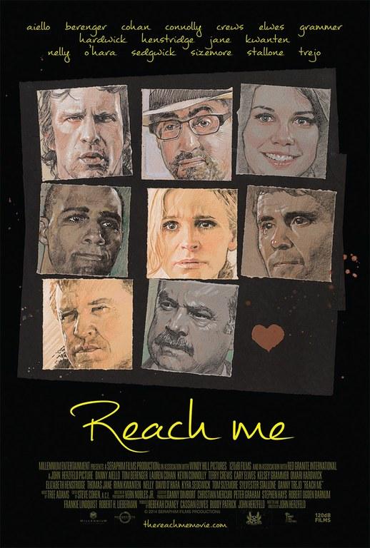 Reach Me DVD