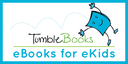 TumbleBooks eBooks for eKids logo