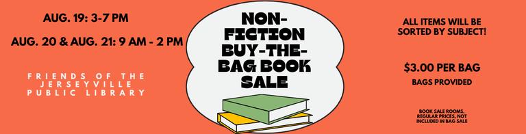 Carousel NonFiction Book Sale.png