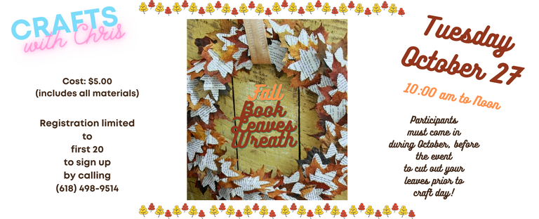Carousel Slide Craft Fall Book Leaves Wreath.png