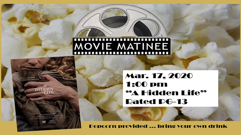 Movie Matinee March 2020 Carousel.png