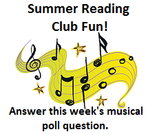 SRC musical poll question logo